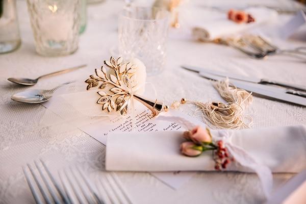 Χρυσή μπομπονιέρα γάμου, δεντράκι της ζωής
