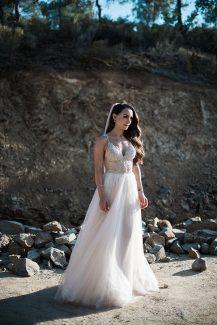 Elegant Galia Lahav νυφικο φορεμα