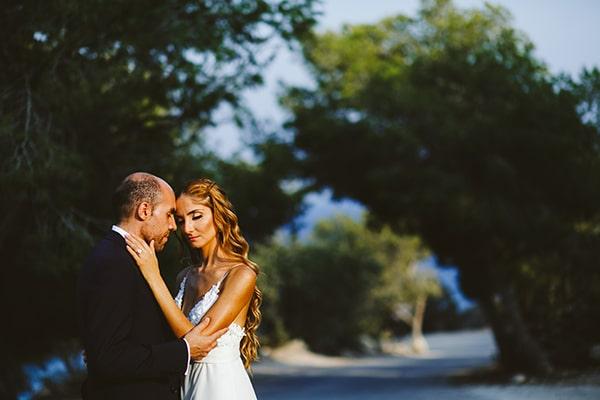 Πανέμορφος γάμος στην Κύπρο | Φλωρεντία & Ορέστης