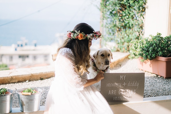Pets at weddings; How to include them!