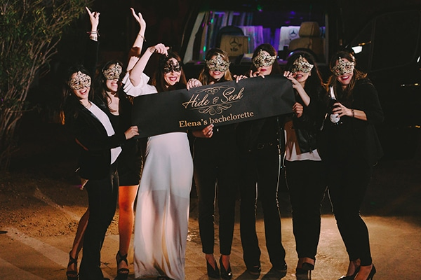 Οργανωστε το καλυτερο bachelorette party ever με την BACHELOR STYLE EVENTS!