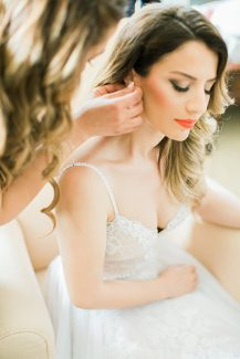 Νυφικο μακιγιαζ για ανοιξιατικο γαμο