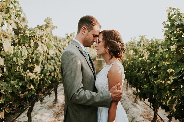 Καλοκαιρινός ρομαντικός γάμος στην Κοζάνη | Λαμπρινή & Νέστορας