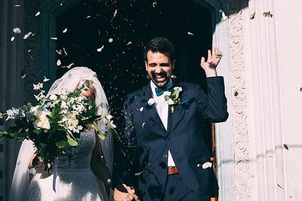 Καλοκαιρινος γαμος στα Λευκαρα | Αντωνια & Μαριος