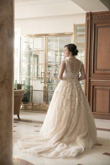 Νυφικο φορεμα για elegant – ρομαντικο γαμο