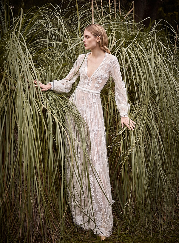 Costarellos νυφικο φορεμα