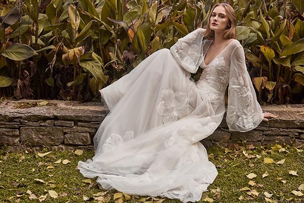 Συλλογη νυφικων Costarellos Bridal 2018