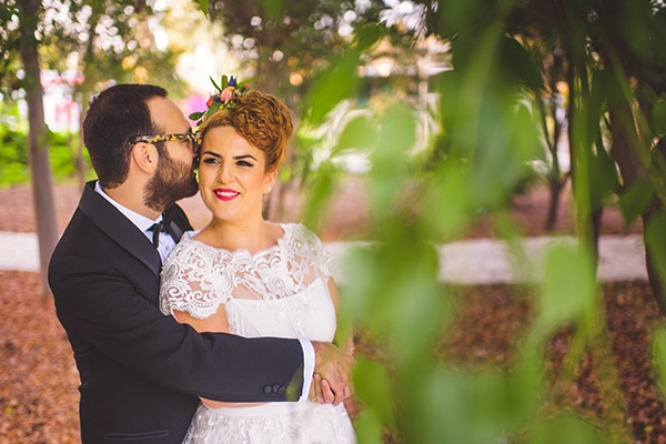 Παραμυθένιος πολύχρωμος γάμος στη Λευκωσία | Ηλέκτρα & Δημήτρης