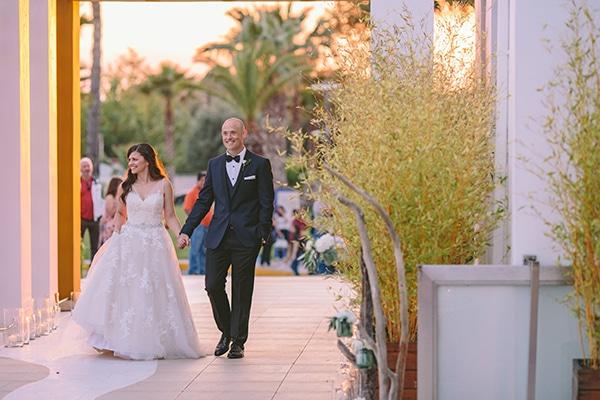 Παραμυθένιος γάμος με θέα τη θάλασσα | Μαριλένα & Jeff