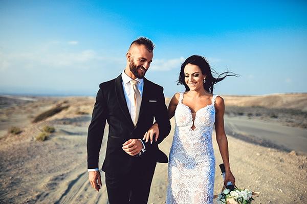 Elegant γάμος με απαλές αποχρώσεις | Μαρία & Πάμπος