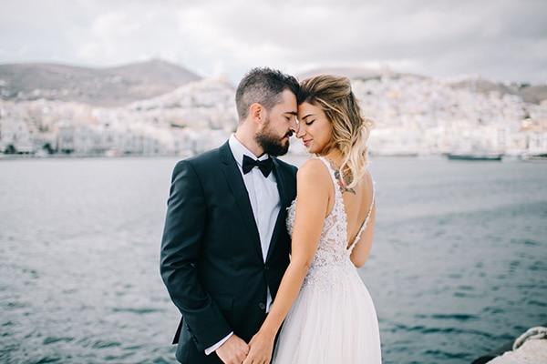 Ρομαντικός vintage γάμος το φθινόπωρο | Μαρία & Νίκος