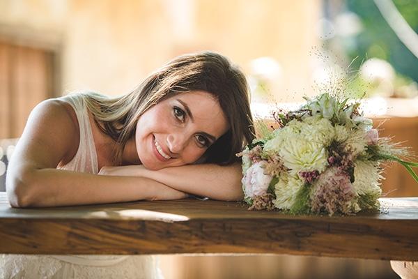Ρουστίκ γάμος στο Πήλιο | Δέσποινα & Λευτέρης