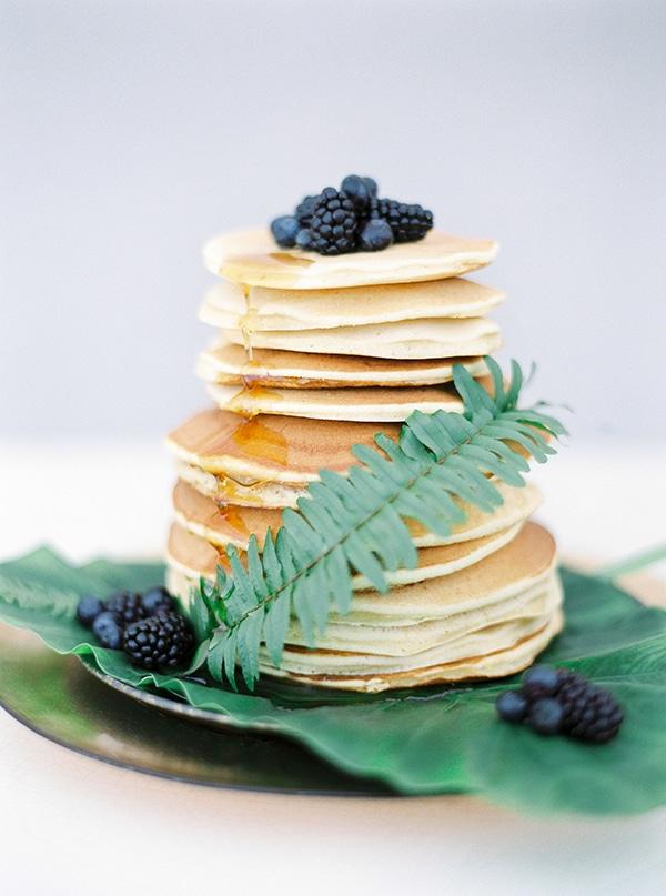 Τουρτα Γαμου – Pancake