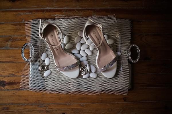 Κομψα νυφικα παπουτσια