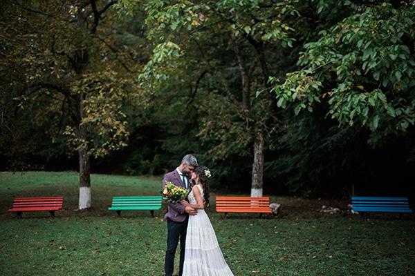 Όμορφος φθινοπωρινός γάμος | Ειρήνη & Σωτήρης