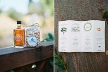 Προσκλητηρια γαμου με organic θεμα