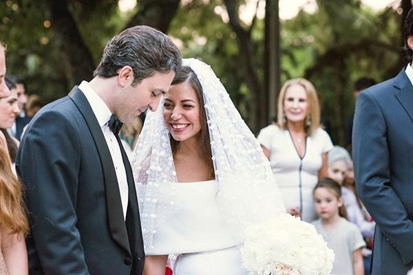 Chic γάμος στο Margi Ηotel με ζεστά χρώματα | Jessie & Dominic