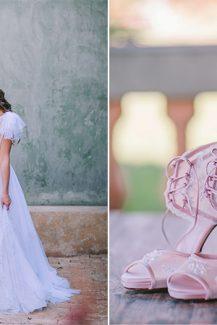 Savrani Creations – Pink Narcissus