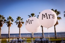 Mr & Mrs μπαλονια