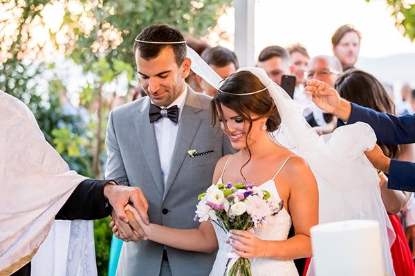Μοντερνος γαμος στην Αθηνα | Ναντινα & Δημητρης