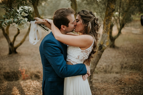 Simple boho wedding in Cyprus | Michelle & Ζαχαρίας