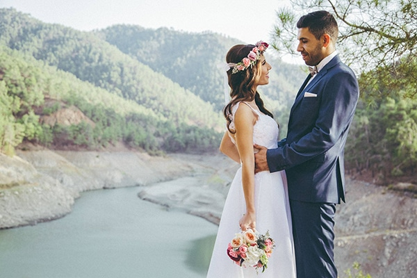 Vintage γαμος σε αποχρωσεις του σαπιου μηλου | Ελενα & Παυλος
