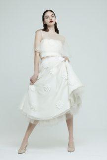 Teti Charitou νυφικο φορεμα