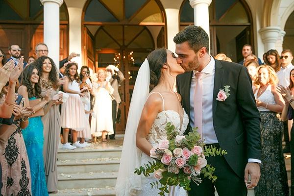 Όμορφος φθινοπωρινός γάμος στην Κύπρο | Αλεξία & Ηρόδοτος