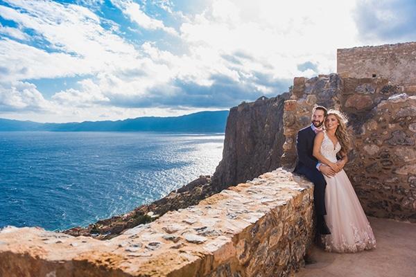 Όμορφος φθινοπωρινός γάμος | Τζωρτζίνα & Ηλίας