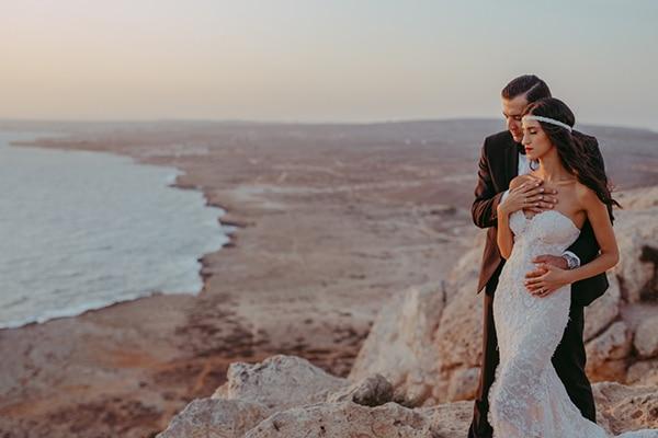 Όμορφος ρομαντικός γάμος | Νικολέτα & Ανδρέας