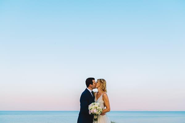Πανεμοφος γαμος στη Σιφνο | Μαρια & Konstantin