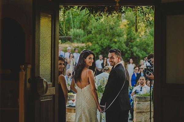 Chic and elegant γάμος | Ειρήνη & Γιώργος