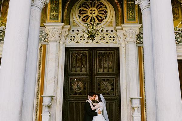 Elegant ρομαντικός γάμος με μαργαρίτες | Δάφνη & Δημήτρης