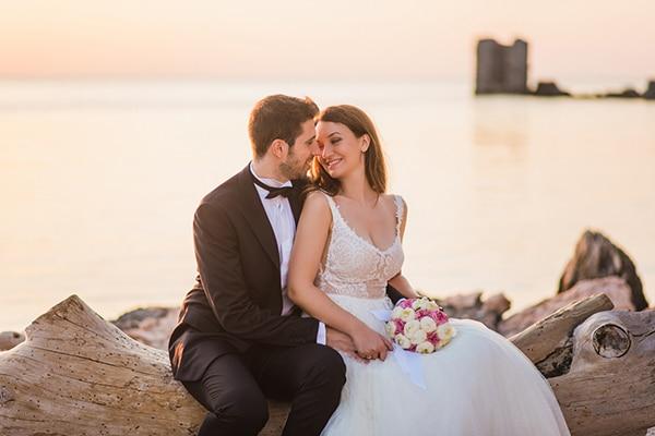 Φθινοπωρινός παραμυθένιος γάμος | Δήμητρα & Μιχάλης