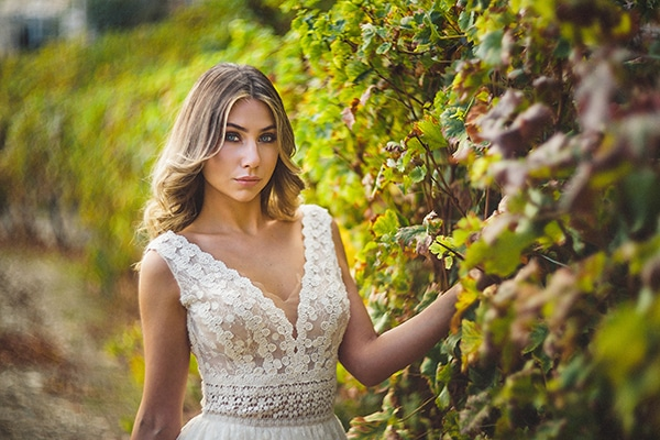 Fall in love with this stylish winery styled shoot