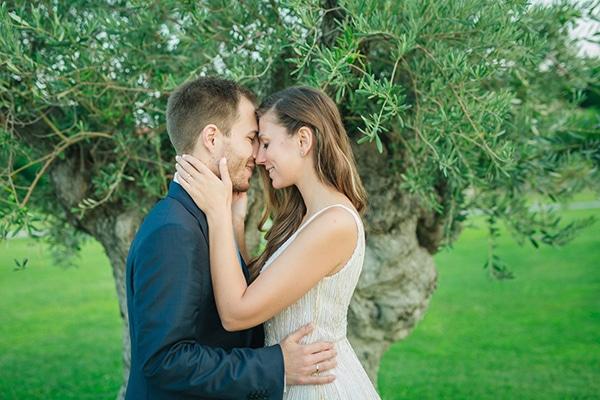 Υπέροχος chic ρουστίκ γάμος | Κατερίνα & Πόλυς
