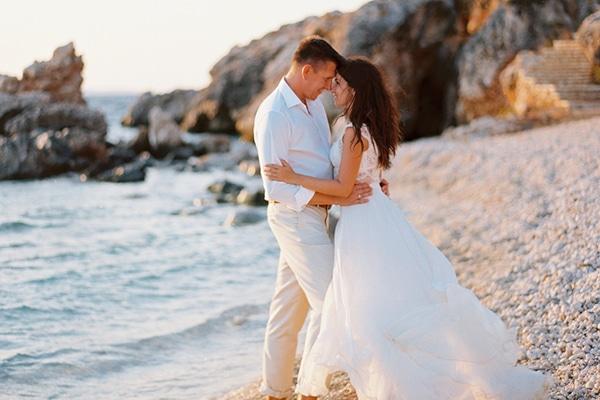 Υπεροχος γαμος στην Ιθακη | Χριστινα & David