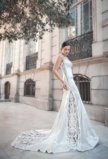 Alkmini νυφικο φορεμα