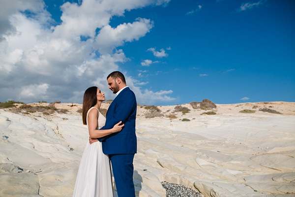 Ρομαντικός γάμος με τουλίπες | Μαργαρίτα & Χρίστος