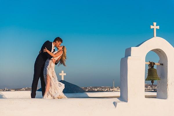 Όμορφος γάμος στην Πάρο | Ελευθερία & Θανάσης