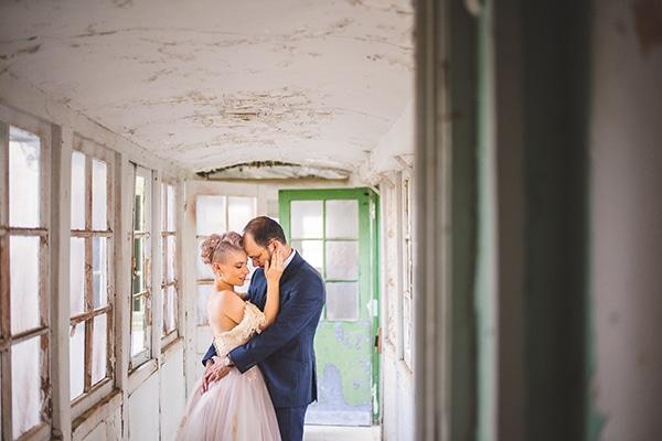 Μοναδικός γάμος με ένα 60's στυλ | Ελένη & Χριστόφορος