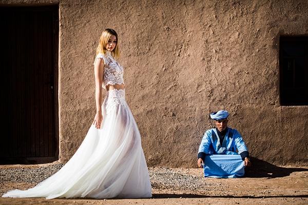 Αερινα νυφικα φορεματα σε μοναδικα σχεδια | Mairi Mparola 2018 Collection