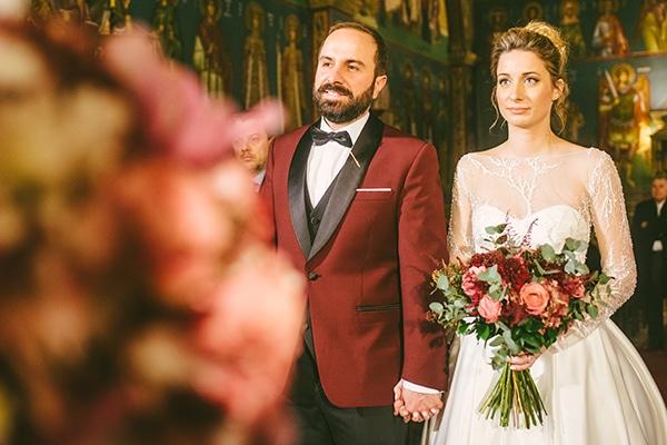 Χειμωνιάτικος γάμος εμπνευσμένος από Venetian Ball | Βικτώρια & Άγγελος