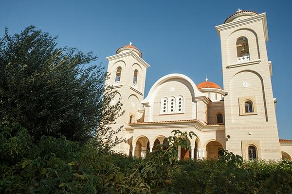 Απόστολος Μάρκος, Λευκωσία
