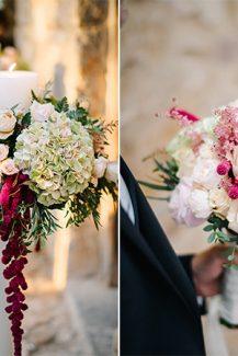 Στολισμος εκκλησιας για ρομαντικο γαμο
