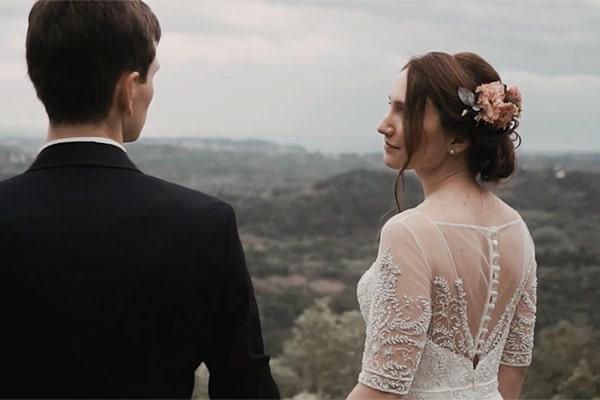 Ομορφο βιντεο γαμου στην Κερκυρα