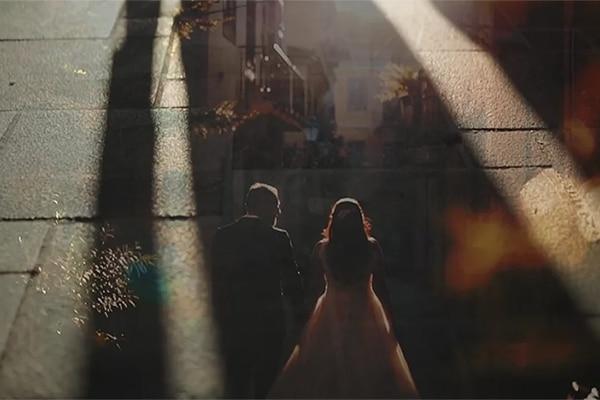 Πανεμορφο βιντεο γαμου στην αθηναικη ριβιερα
