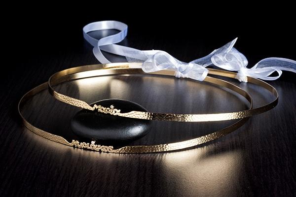 Πανέμορφα στέφανα για έναν ξεχωριστό γάμο | D.r.'s Creations