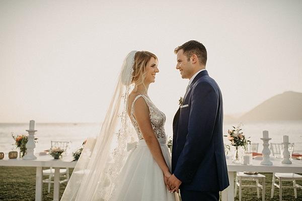 Chic elegant γάμος στην Πάτρα | Ευγενία & Αλέξης