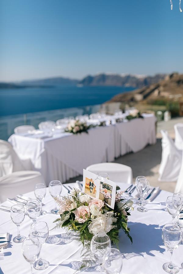 Στολισμος δεξιωσης για elegant γαμο